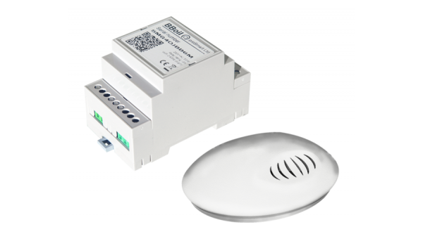 Czinege és fiai elektromos fűtés áruház - Termosztát - Hőmérséklet szab. B300RF érzékelő wifi