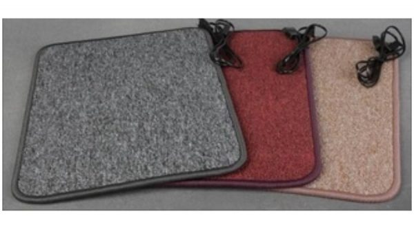 Czinege és fiai elektromos fűtés áruház - Fűthető szőnyeg - CzMaster fűtött szőnyeg fokozatkapcsolóval 150 W 60x90 cm (bézs)