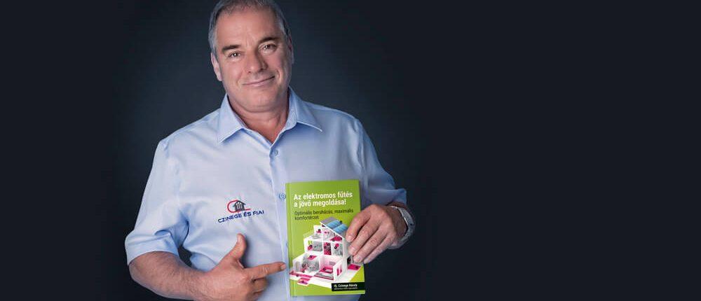 Infra- és fűtő panel, illetve elektromos fűtés megoldások webáruháza - Czinege Károly