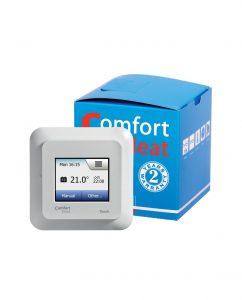 Infra- és fűtő panel, illetve elektromos fűtés megoldások szakáruháza - Czinege és Fiai Kft. - Comfort Heat termosztát, gazdaságos elektromos fűtésmegoldás webáruházunkban