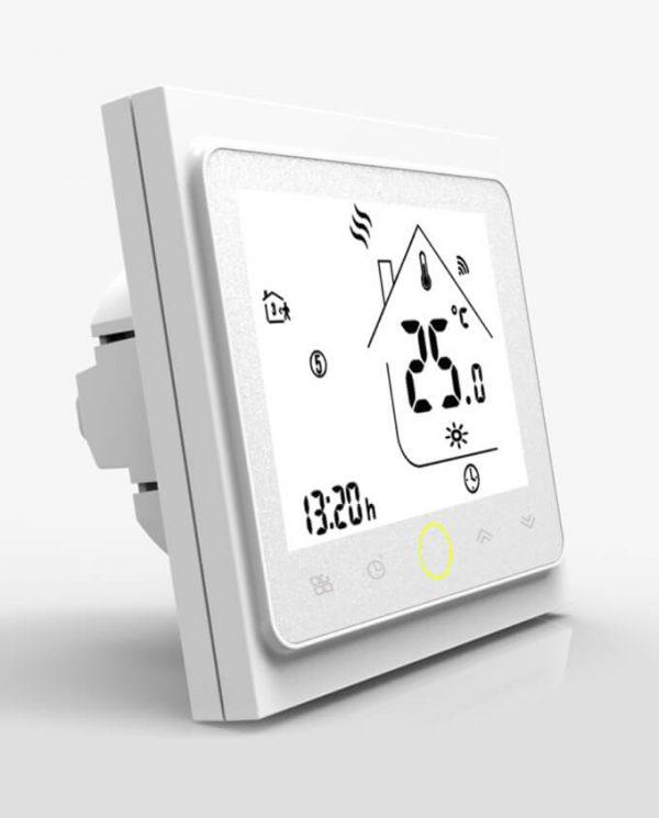Czinege és fiai elektromos fűtés áruház - Termosztát - Hőmérséklet szab. Beca BHT2 termosztát
