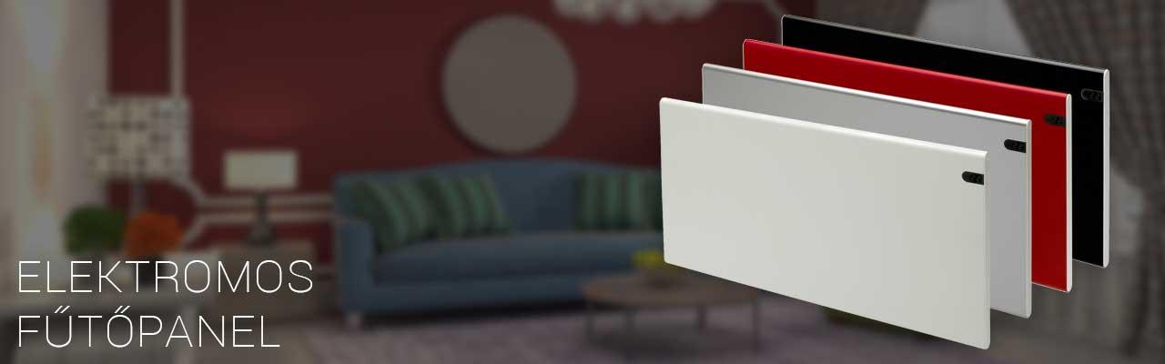 Czinege elektromos fűtés webáruház elektromos fűtőpanel kategória