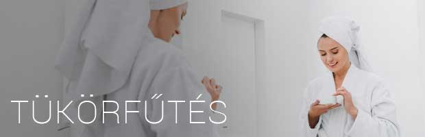 Czinege elektromos fűtés webáruház tükörfűtés kategória
