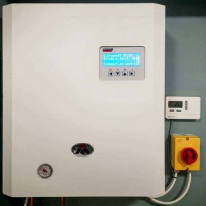 Czinege és fiai elektromos fűtés áruház - Elektromos kazán - Elektromos fűtőbetétes kazán HEAT-SYS-B-F-3-6